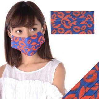 リップデザインファッションマスク