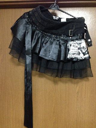 セックスポットリベンジ スカート