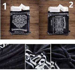 クロムハーツ毛布 ブランケット 旅行用/寝具