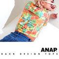 ANAP 背中空き トップス