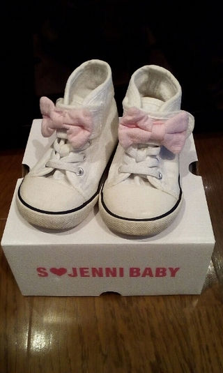 JENNI/スニーカー14cm