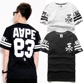 最低価格!Aape半袖 色選択可 M-XL
