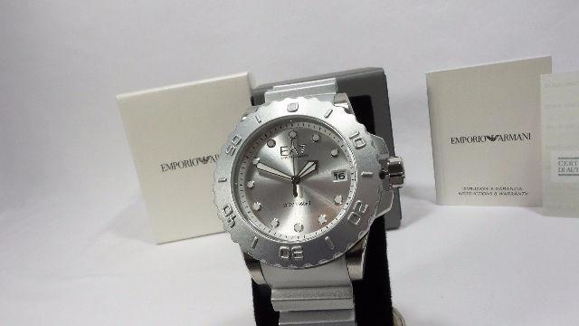 新品正規品エンポリオアルマーニEA7腕時計定価59870円