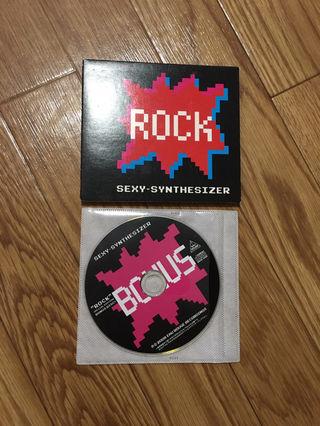 【CD】セクシーシンセサイザー/ROCK ボーナスCD付
