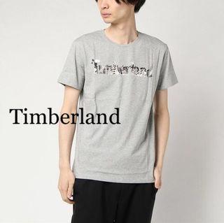 定価4,860円ティンバーランドロゴ入りTシャツ