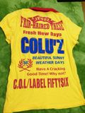 COCO LULU  Tシャツ バックロゴ有