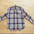 チェックシャツ ネルシャツ
