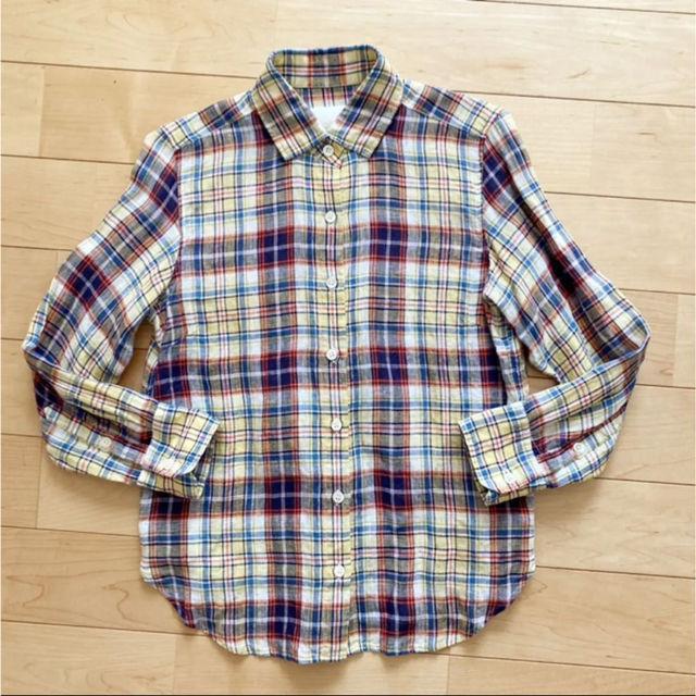 チェックシャツ ネルシャツ(23区(ニジュウサンク) ) - フリマアプリ&サイトShoppies[ショッピーズ]
