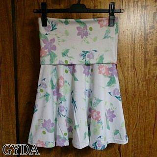 GYDA*未使用2wayフレアスカート