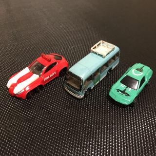 トミカ ミニカー 3台セット