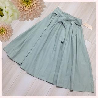 【新品タグ付き】定価6372円 春服 スカート