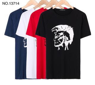 ディーゼル春夏Tシャツ メンズおしゃれ