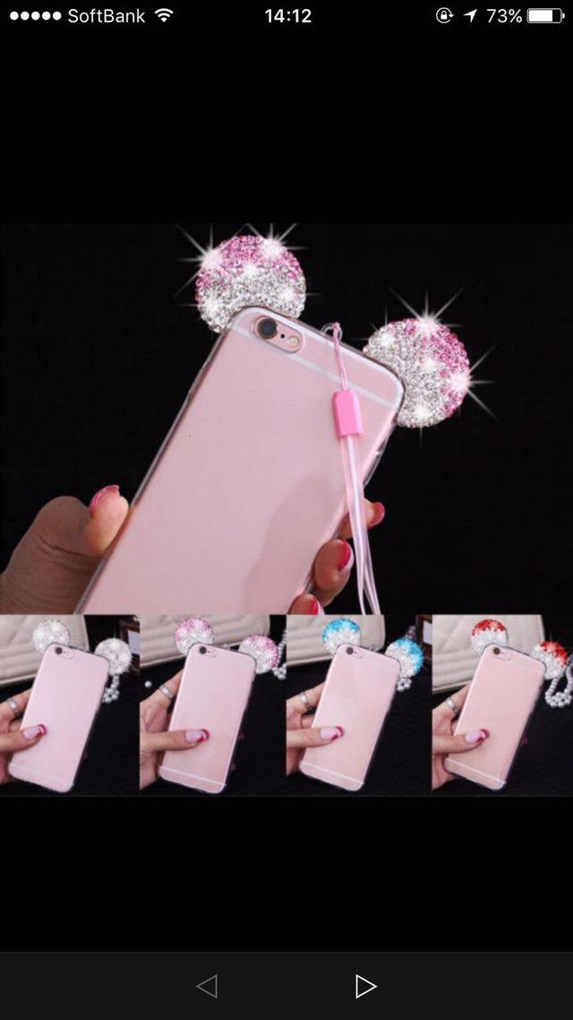ミッキー風iPhone6
