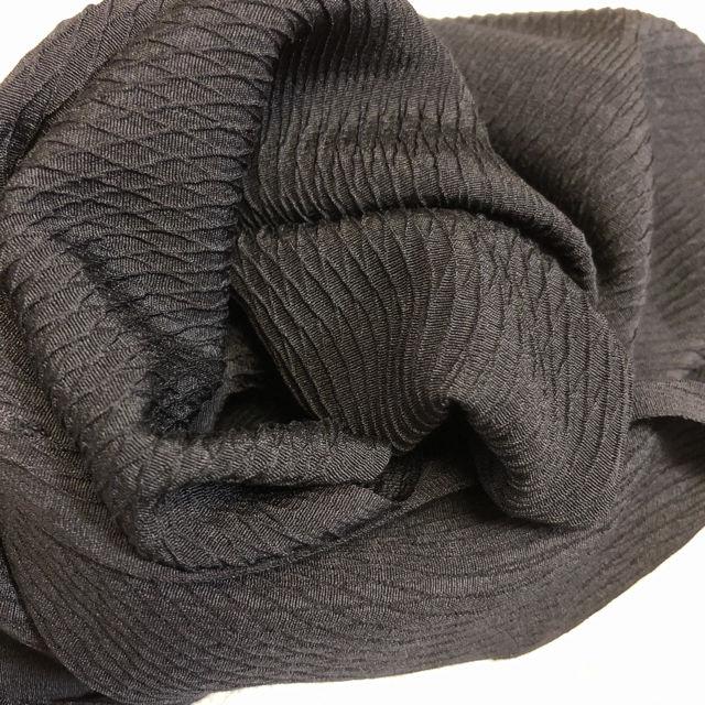 黒色黒ハンドメイド素材 ブラックフォーマル等用