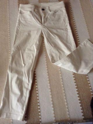 七分袖パンツ