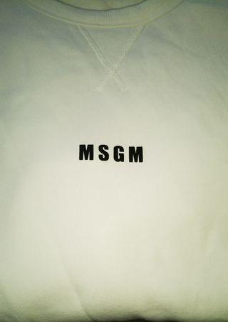 MSGM トレーナー 裏起毛 新品未使用 国内発送