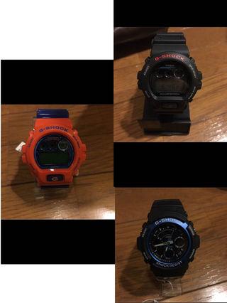 G-SHOCK腕時計 9個まとめ売り 新品未使用 激安