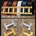 新入荷 ファッション メタリック レザーベルト 2*6色選択
