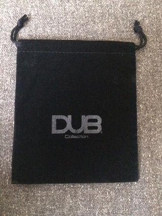 新品 DUB アクセサリー 布 袋のみ
