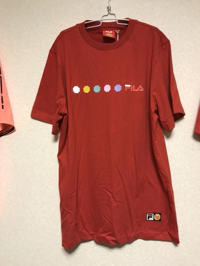 FILA tシャツ(FILA(フィラ) ) - フリマアプリ&サイトShoppies[ショッピーズ]