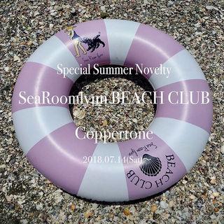 SeaRoomlynn×Coppertone非売品浮き輪