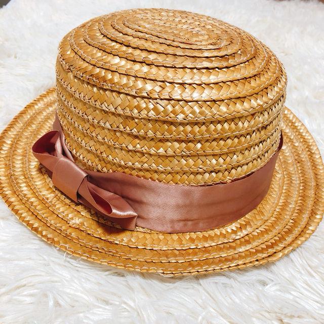 カンカン帽(TRALALA(トゥララ) ) - フリマアプリ&サイトShoppies[ショッピーズ]