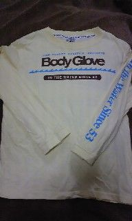 BodyGlove 長袖Tシャツ*