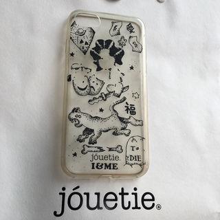 jouetie 7対応 I&ME iPhoneケース