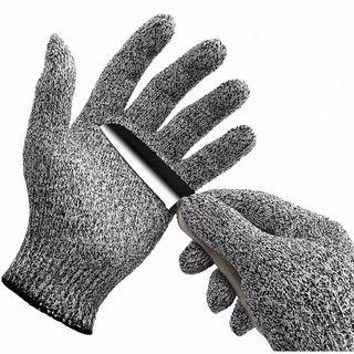 防刃手袋 作業用 料理用 女性と子供の安全のため