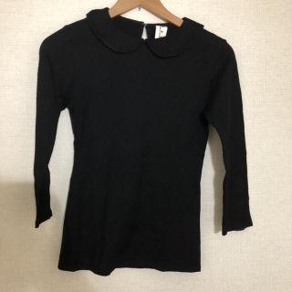 タオコムデギャルソン AD2008 丸襟七分袖カットソー