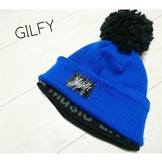 GILFY*ニット帽