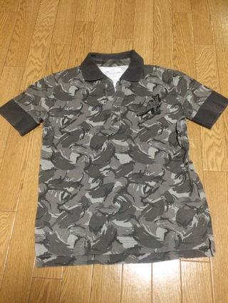 売り切りセール カンゴール ポロシャツ