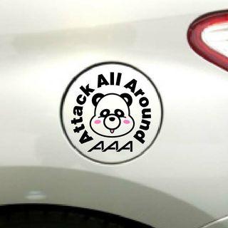 カッティング ステッカー AAA