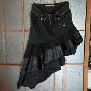 変形型スカート