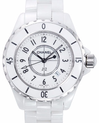 J12 H0968クォーツレディースサイズ腕時計