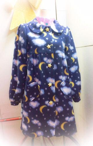 夜空 コート