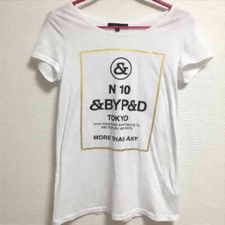 【コメントで値引き】P&D Tシャツ