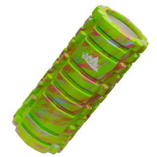 マーブルグリーン フォームローラー ヨガ 筋膜リリース