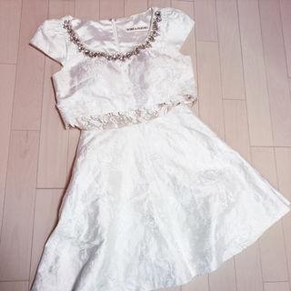 ROBEbeFLEURSドレス