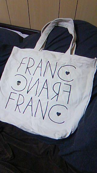 美品♪Francfranc トートバッグ