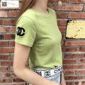 4430オシャレ夏 tシャツ 人気スタイル