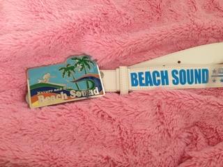 beach sound ベルト