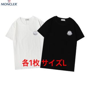 MONCLER Tシャツ 白