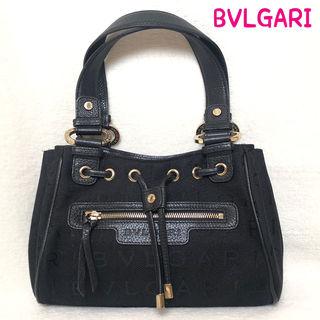 美品 BVLGARI ブルガリ ハンドバッグ 正規品