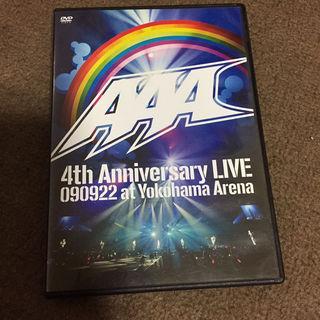 AAA DVD