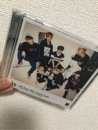 BTSのCDセット