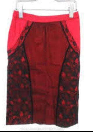 セクシーレースペンシルタイトスカート