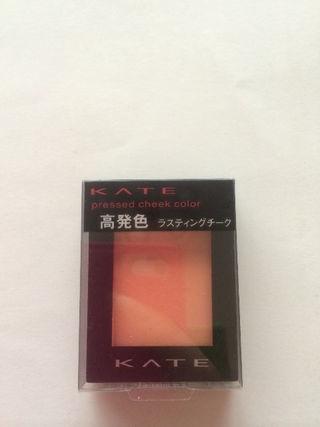 KATE ケイト チーク オレンジ