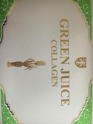 ミスパリ グリーンジュース