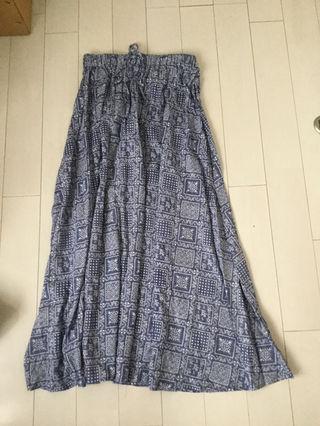新品ライトオンロングスカート